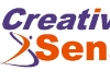 The Creativity and Sense Logo